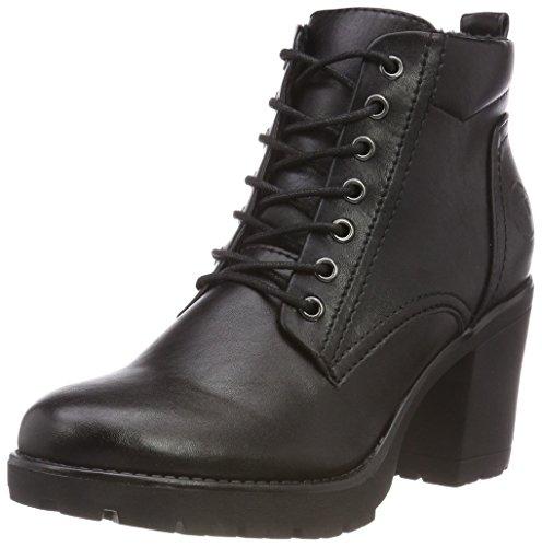 MARCO TOZZI Damen 2-2-25204-31 002 Combat Boots, Schwarz (Black Antic), 40 EU