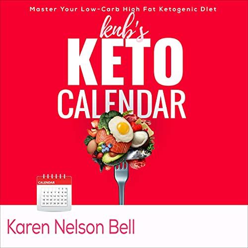 KNB's Keto Calendar cover art