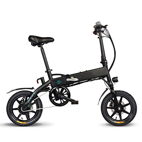Ohwens Elektrische Vouwfiets Voor Mannen Dames Kinderen Opvouwbare Fietskluis Verstelbaar Draagbaar Voor Fietssporten Buitenshuis Electric Folding Bike For Men Women Children Foldable Bicycle