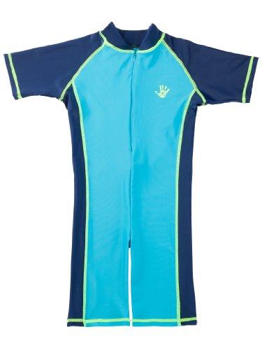 Ultrakidz Jungen UV-Schutz Anzug, Blau, 2, 1304-161