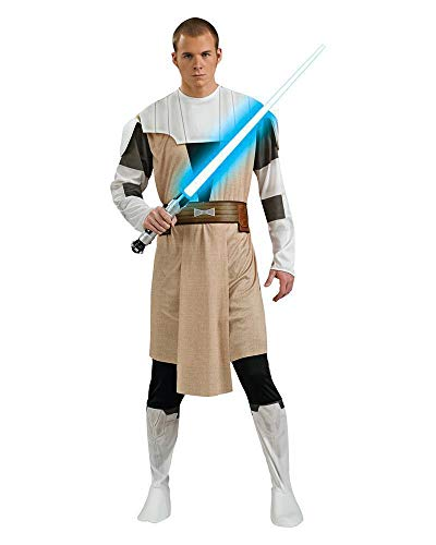Star Wars Animated Obi Wan Kenobi Adult Costume (disfraz)