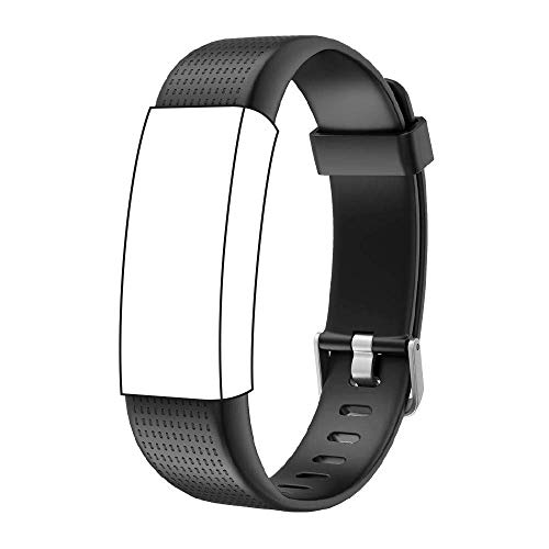 endubro Cinturino per Fitness Tracker ID130 Plus Color HR, Willful Orologio Fitness Tracker & Molti...