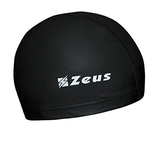 Zeus homme bonnet de bain style bonnet Femme Taille Unique nager cuffia Double