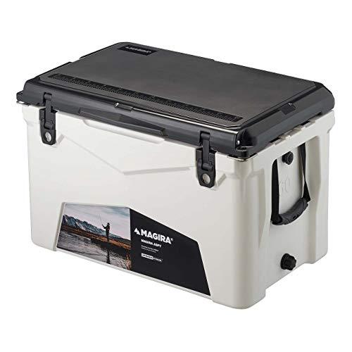MAGIRA 56 Liter Passive Kühlbox Aspy CB56-P mobile Thermobox für Camping, Auto oder LKW