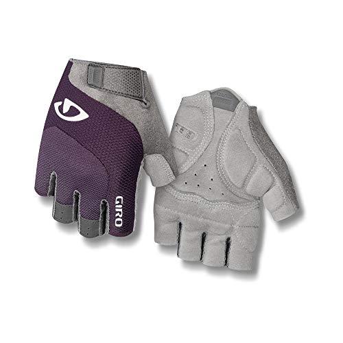 Giro Damen Tessa Gel Fahrradhandschuhe, Dusty Purple, L