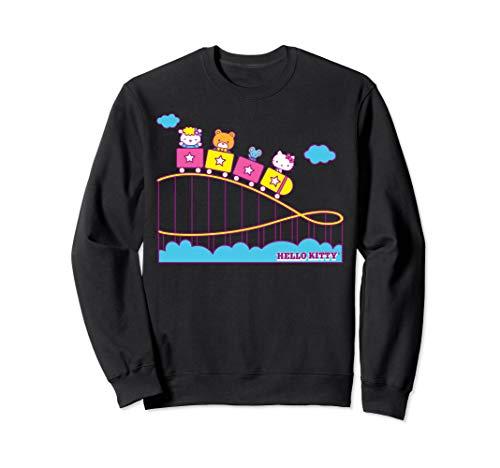 Hello Kitty Rollercoaster Sweatshirt