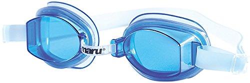 maru Goggles Schwimmbrille, blau, Einheitsgröße