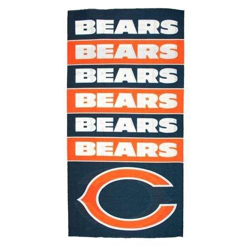 Littlearth NFL Chicago Bears Superdana , Blue , 10 Inch x 19 Inch