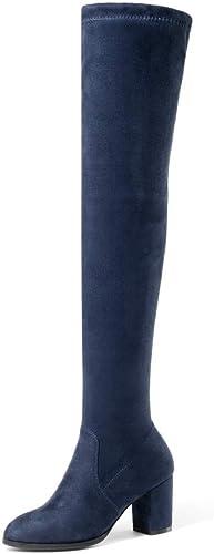 AdeeSu SXC03782, Sandales Compensées Femme - Bleu Bleu - Bleu, 36.5  loisir