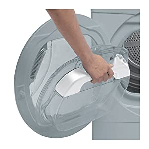 Hoover GHL C8DE-84 Kondenstrockner / 8 kg / AquaVision-Kondenswasserbehälter/Smarte Bedienung mit NFC-Technologie