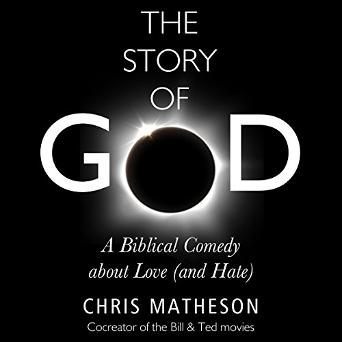 The Story of God audiobook cover art