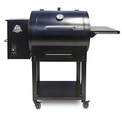 PIT BOSS 72700S PB72700S, Pellet, Electric Grill, BBQ Smoker, 700 sq. in, Copper