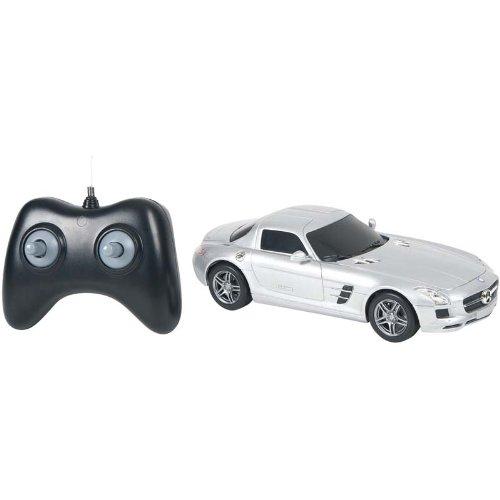 WDK PARTNER - A1202119 - Véhicules miniatures - Mercedes SLS AMG 1/24èle radiocommandée