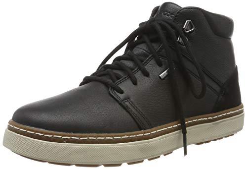 Geox Herren U MATTIAS B ABX C Chukka Boots, Schwarz (Black C9999), 44 EU