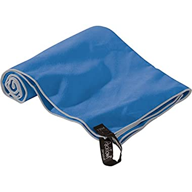 PackTowl Personal Microfiber Towel, Blueberry, Body- 25 x 54-Inch