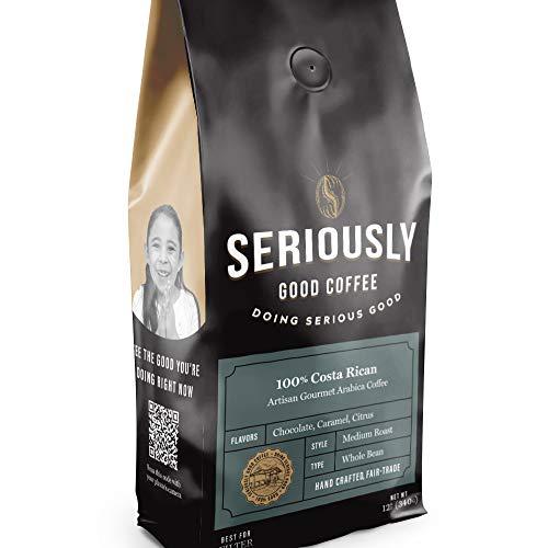 Seriously Good Coffee – 100%...