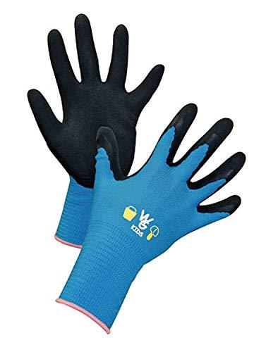 Format 4018653020982 - Gartenhandschuh für Kinder 7-11 Jahre, Aquablau