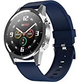 ZWW Fitness Tracker Deportes Pulsera Tarifa Cardíaca Pulsera Vs L13 DT78 Smartwatchf35 Smart Watch Llamada Bluetooth Llamada Personalizada,C