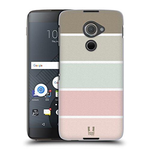 Head Case Designs Palette Französische Land Muster Harte Rueckseiten Huelle kompatibel mit BlackBerry DTEK60