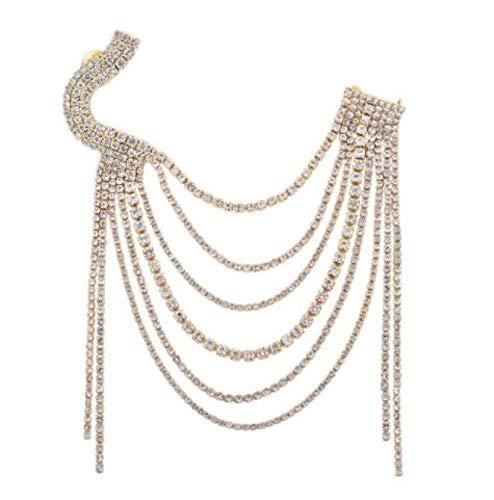 wangk Broche de Perla para Las Mujeres únicas de Moda Cristal broches de Metal Pines Pecho joyería fábrica Dropshipping 1