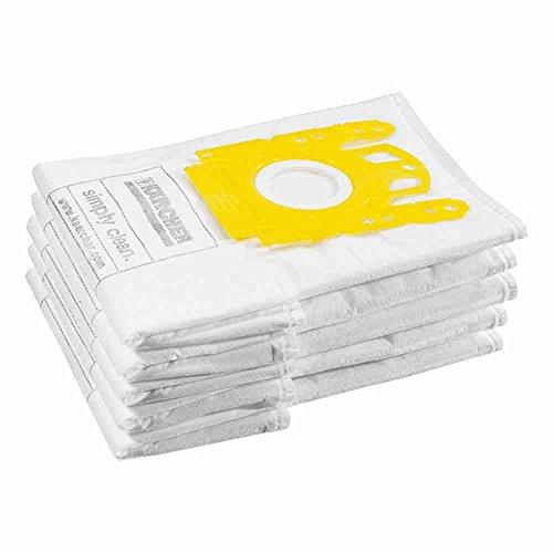 Kärcher sacs filtrants en tissu pour VC (5 pcs.) 6904329