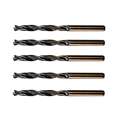 CNC QUALITÄT 5 Stück Spiralbohrer Ø 4,2 mm - Kernloch Bohrer für M5 - DIN 338