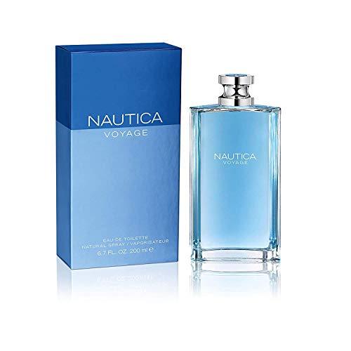 Nautica Voyage Eau de Toilette for Men, 6.7 Fl Oz