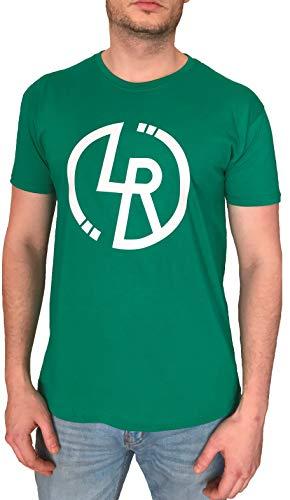 Linea Recta - Camiseta Manga Corta LR Verde (7-8)