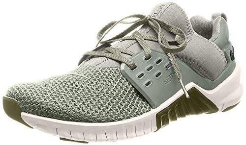 Nike Herren Free Metcon 2 Leichtathletik-Schuh, Jade Stone/Black/Medium Olive, 42 EU