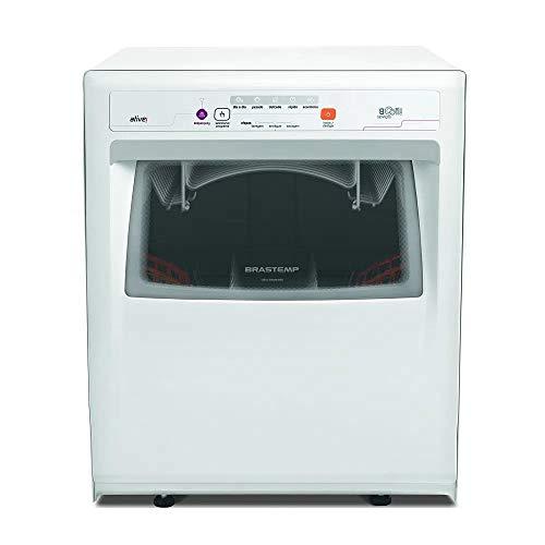 Lava Louças 8 Serviços Brastemp Compacta Branca com Ciclo Pesado - 110V