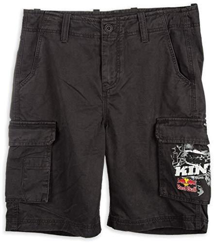 KINI Red Bull Cargo Shorts Dark Grey Gr. XXL
