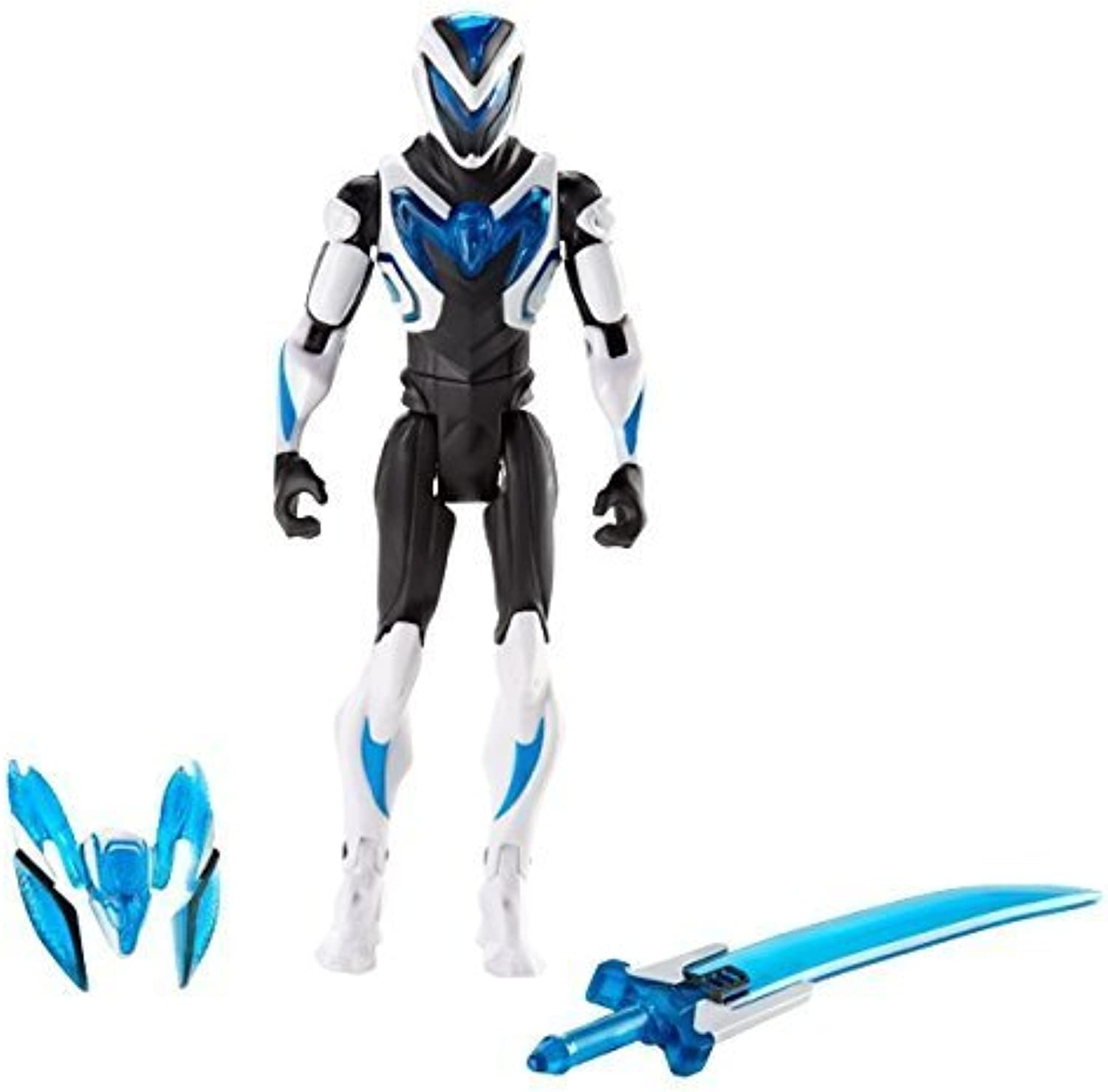 2014 SDCC Turbo Charged Max Steel w Weaponized Steel