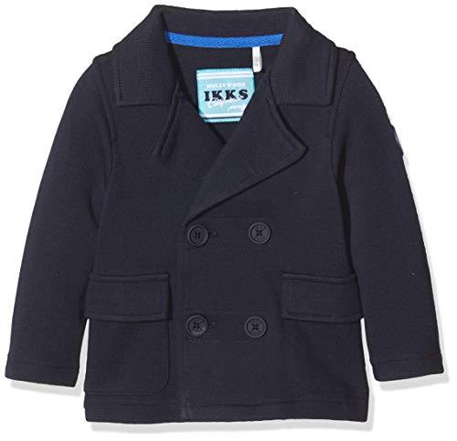 IKKS Baby jongen Vest Cardigan Maille Croisé