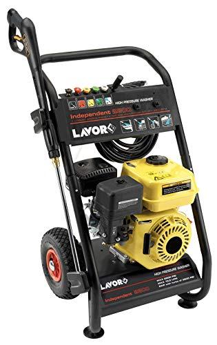 LAVOR IDROPULITRICE INDEPENDENT 2800-200 bar max - 690 l h max - motore a scoppio 4 tempi 6.5 HP