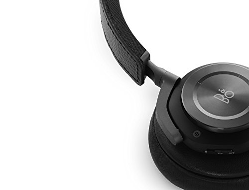 Bang & Olufsen Beoplay H9 Wireless Noise Cancelling Headphones - Black
