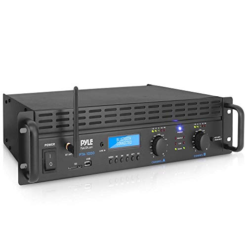 Pyle PTA1000 1000W Professional Power Amplifier