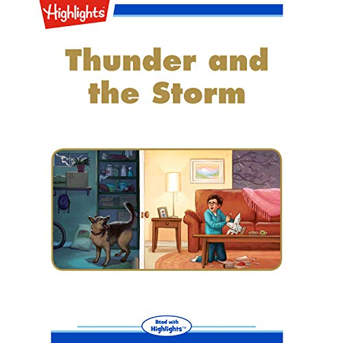 Thunder and the Storm copertina