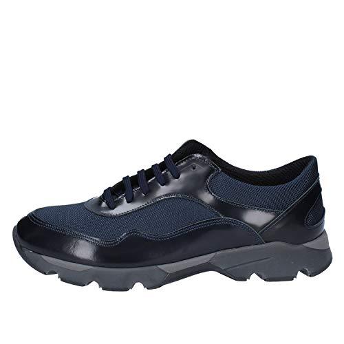 BALDININI Sneakers Hombre Cuero Azul 40 EU