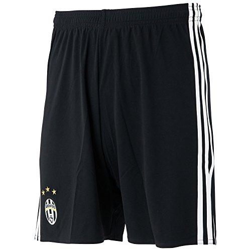 adidas Herren Shorts Juventus Turin Heim, Black/White, L, AI6246