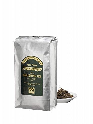 Schoenenberger 100% Darjeeling Tee First Flush, 500g