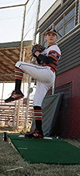 Players Choice Mounds Portable Pitching Mound for Youth Baseball! Easy Set up and roll Around!