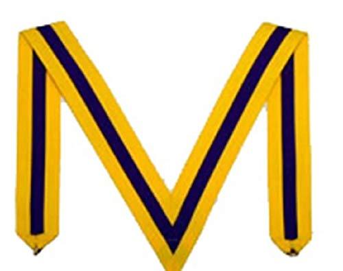Orden masónica de la Regalia del Monitor Secreto - Miembro - Collarette de gobernante supremo