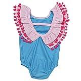 Traje de baño de una pieza para niños, traje de baño para niñas pequeñas, diseño de traje de baño de una pieza, traje para niñas,(70)