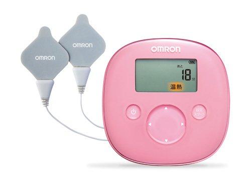 オムロン 低周波治療器(ピンク)OMRON HV-F320-PK