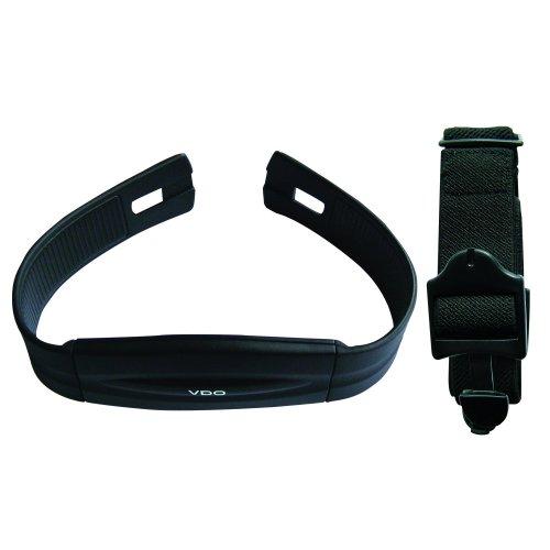 VDO - Kit per cardiofrequenzimetro (Fascia Toracica e Banda Elastica)