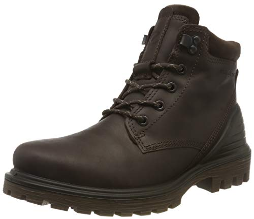 ECCO Men's Ankle Classic Boots, Brown Coffee Licorice 55818, US:7.5