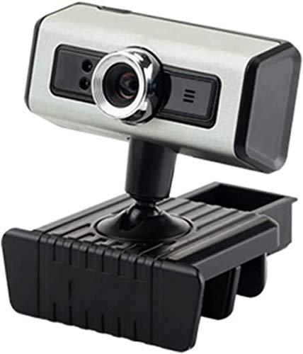 LBWLB Webcam 8MP HD Web Camera voor Skype met ingebouwde Microfoon USB Plug and Play Video Camera, Breedbeeld Video