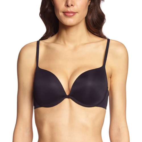 Nur Die Damen BH (Push-up) 836090/Beautyfit, Gr. 75A, schwarz (schwarz 094)