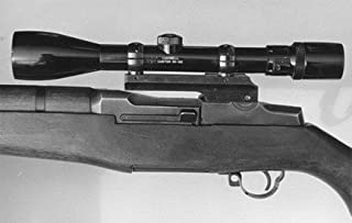 PM M1 Garand Rifle Scope Mount