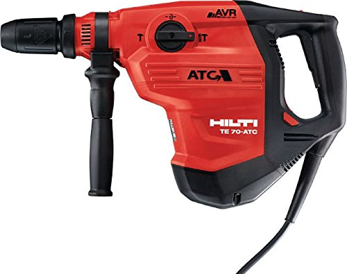 Hilti 3514171 TE 70 ATC/AVR Combihammer Performance Package